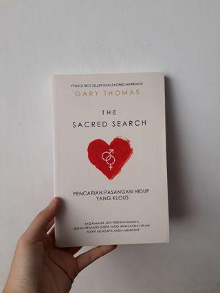 Buku sacred search - Gary Thomas books