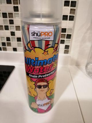Shupro Water and Stain Protector