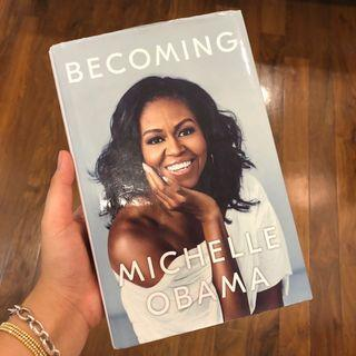 Becoming, Michelle Obama