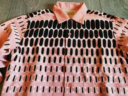 Style Eyes shirt size M