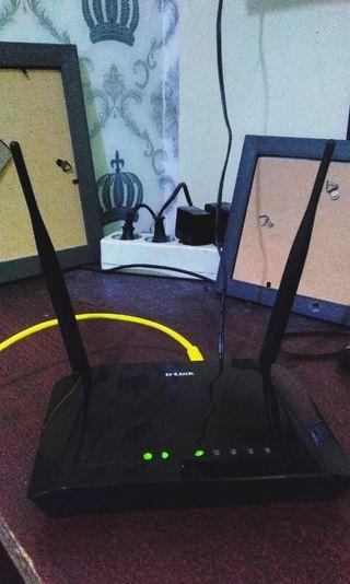 Wireless Router D-Link DIR-612