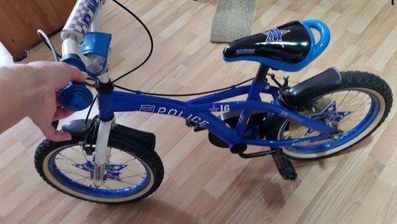 BMX Police Bicycle (used)
