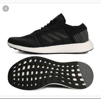 🚚 Adidas Pureboost Go 女生慢跑鞋US5- 23.5 全新