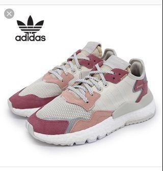 🚚 Adidas NITE JOGGER 近全新 US8- 25.5CM