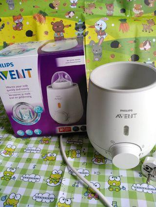 Preloved Philips Avent Fast Bottle Warmer