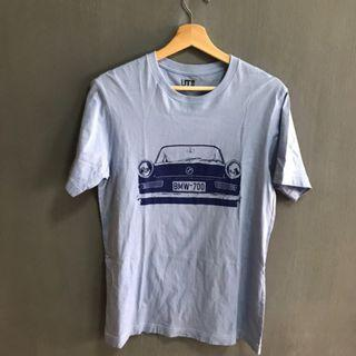 UNIQLO BMW T-SHIRT