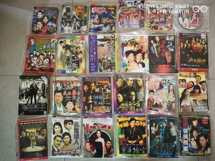 DVDs Chinese + English