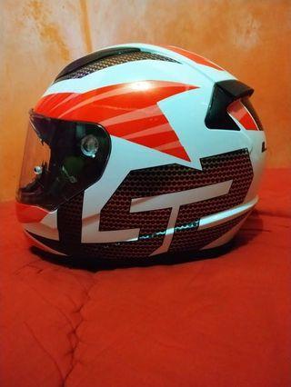 helm LS2 rapid