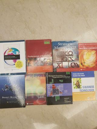 IGCSE & University Business Textbooks