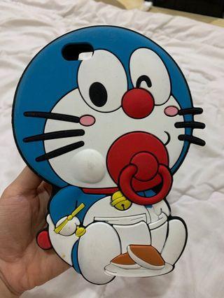 Case iPhone 6plus 6+ Doraemon