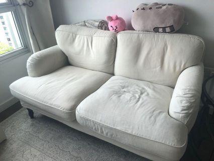 [FREE] IKEA STOCKSUND SOFA 2SEATER