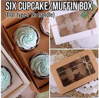 WHOLESALE LOWEST Price! Cupcake Box / Cookies Box / Gift Box / Macaron Box / Cake Box / Muffin Boxes / Bake / Baking / Mooncake