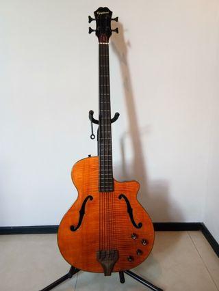 Epiphone Zenith Fretless Bass