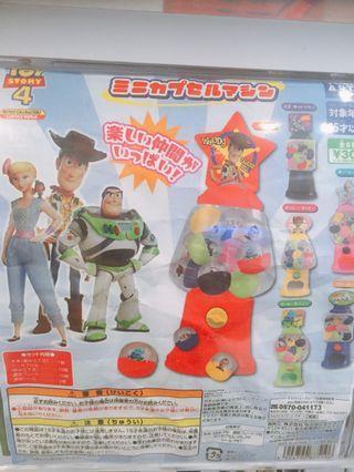 迪士尼 Toy Story 4 Gabby Gabby 反斗奇兵4 玩具扭蛋