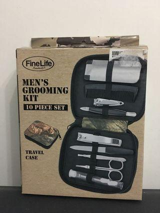 男仕梳理旅行套裝 Men's Grooming Travel Set Kit