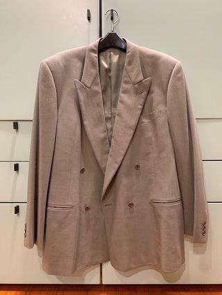 《世界十大頂級面料》義大利REDA成套西裝(含褲