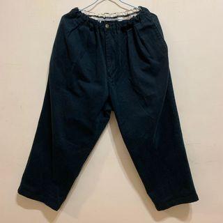 古著 復古 vintage Ralph Lauren polo 白標 美國製 寬鬆褲