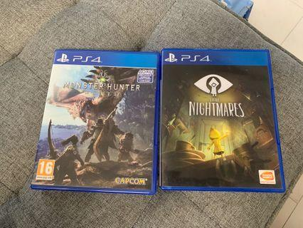🚚 PS4 Games