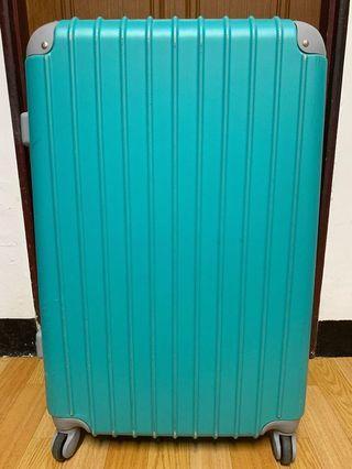 Eason28吋行李箱。eason蒂芬尼綠行李箱。eason蒂芬妮綠行李箱