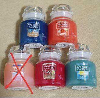 Yankee Candle Small Jar