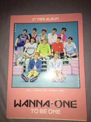 unofficial photobook to be one wannaone