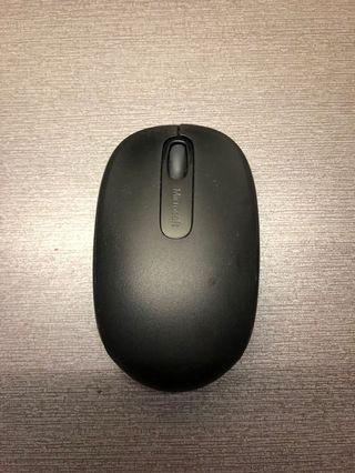 Microsoft wireless USB mouse