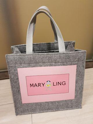 Maryling tote bag 手袋 包包 全新