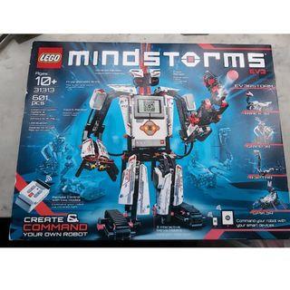 Lego Mindstrom EV3 31313 編程 STEM STEAM