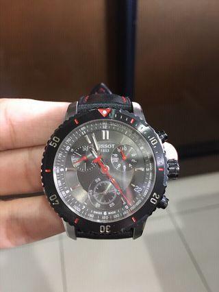 Tissot chronograph 1853 T067417A quarts watch men Collection