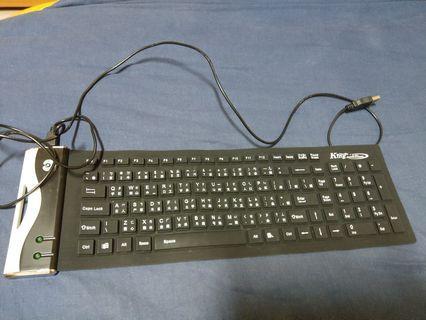 🚚 軟式鍵盤