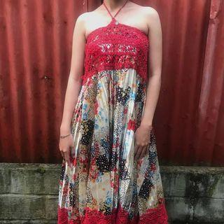 Sleeveless Dress/ Skirt