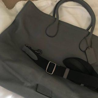 Coach Mercer Tote in Pebble Leather
