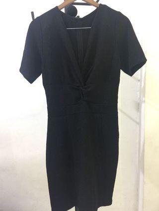 DRESS (BLACK BLINK')