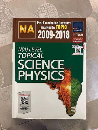 NA Level Physics TYS