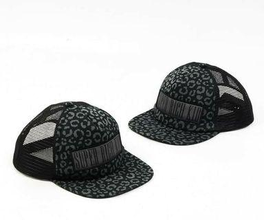 Divided by H&M Printed Text Mesh Cap Black