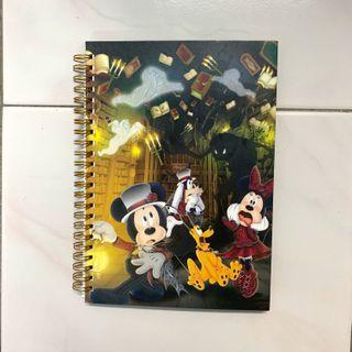 HK Disneyland Notebook