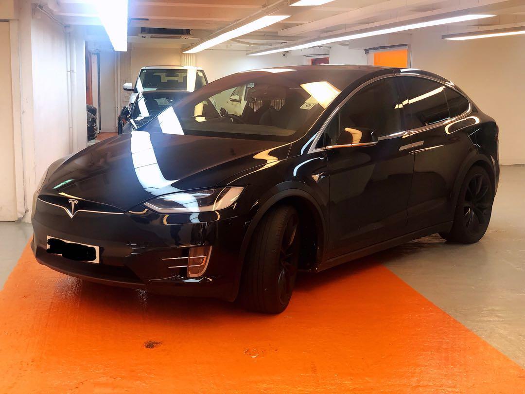 2017 Tesla Model X 90D (7座)