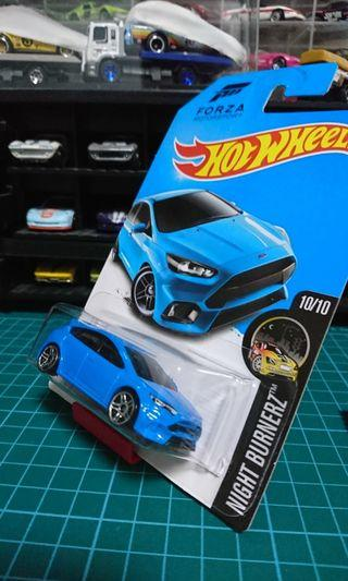 Hotwheels_ 16 Ford forcus RS