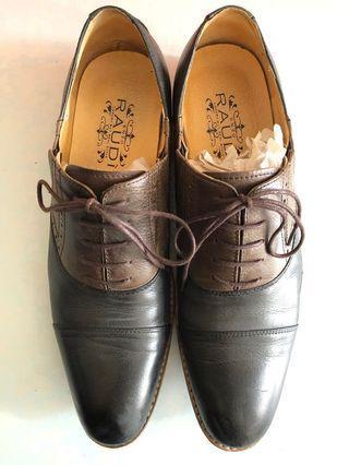 「ENZO RAUDI」Men's Footwear•男裝皮鞋•Size 42