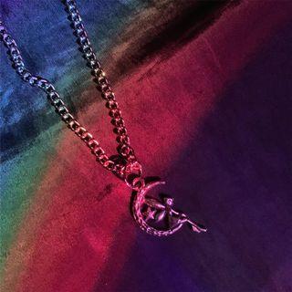 🚚 月亮仙子項鍊