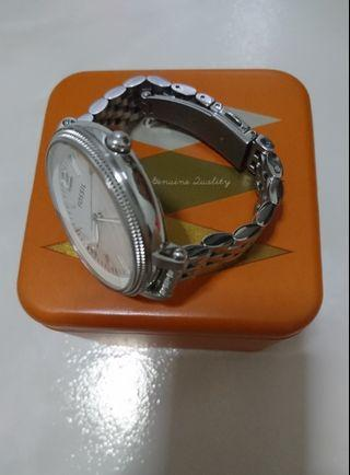Fossil Metal Strap (in Stainless color) 42mm Diameter ES3129