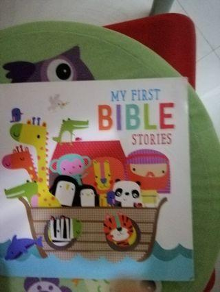 My first Bible stories.