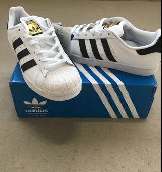 Adidas Superstar black/ white