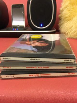 David Foster 3CD