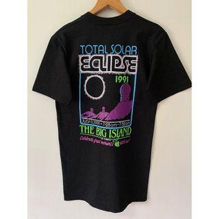 Vintage Total Solar Eclipse 1991 Tee