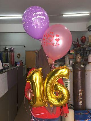 Birthday Balloon Murah