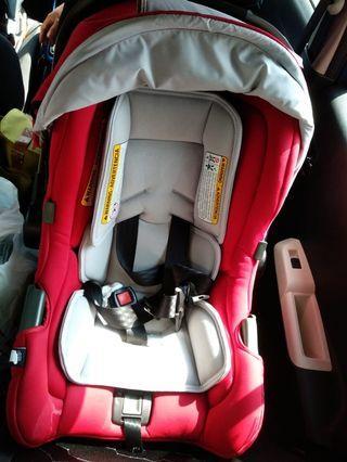 Car seat Nuna, JUAL MURAH ajaa