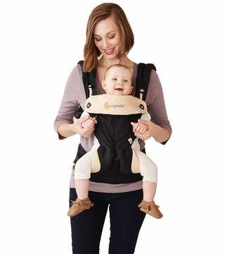 Ergobaby Four Position 360 baby Carrier 揹巾