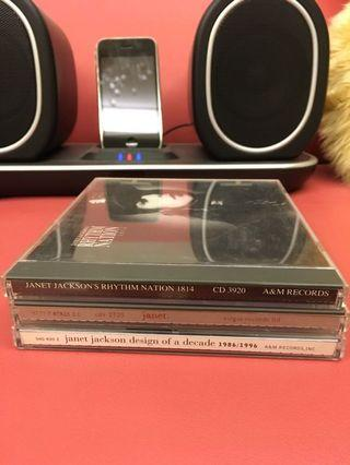 Janet Jackson 雙CD+精選