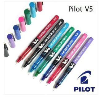 PILOT百樂 BX-V5 V5鋼珠筆 0.5mm